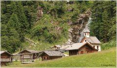 Mühlendorf im Gschnitztal