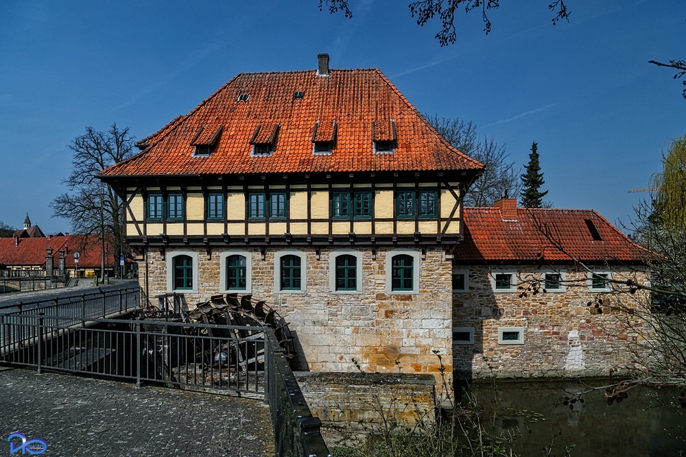 Mühlenhaus Burgsteinfurt