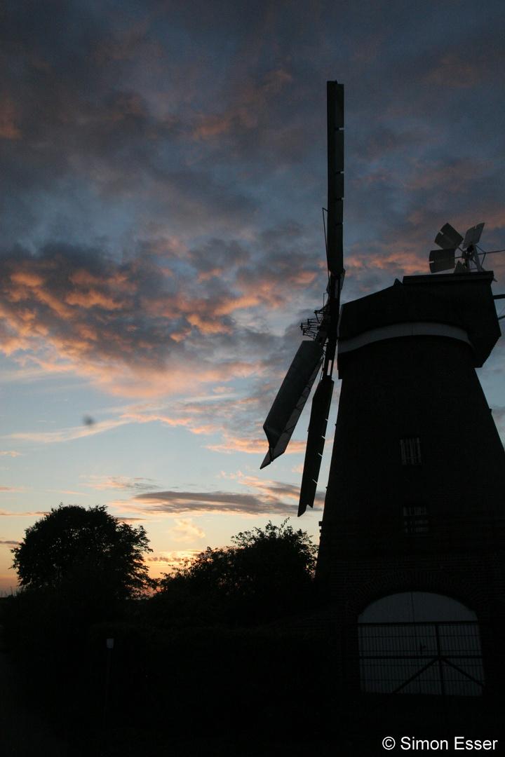 Mühlenwolken