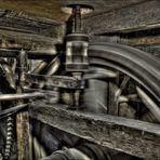 Mühlradgetriebe