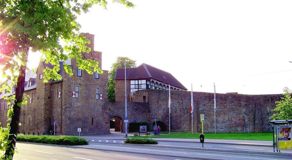 Muelheim Schloss Broich
