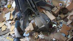 Müll in Mengen