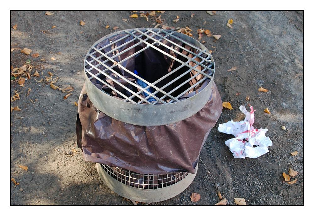 Müll: Lebenslänglich