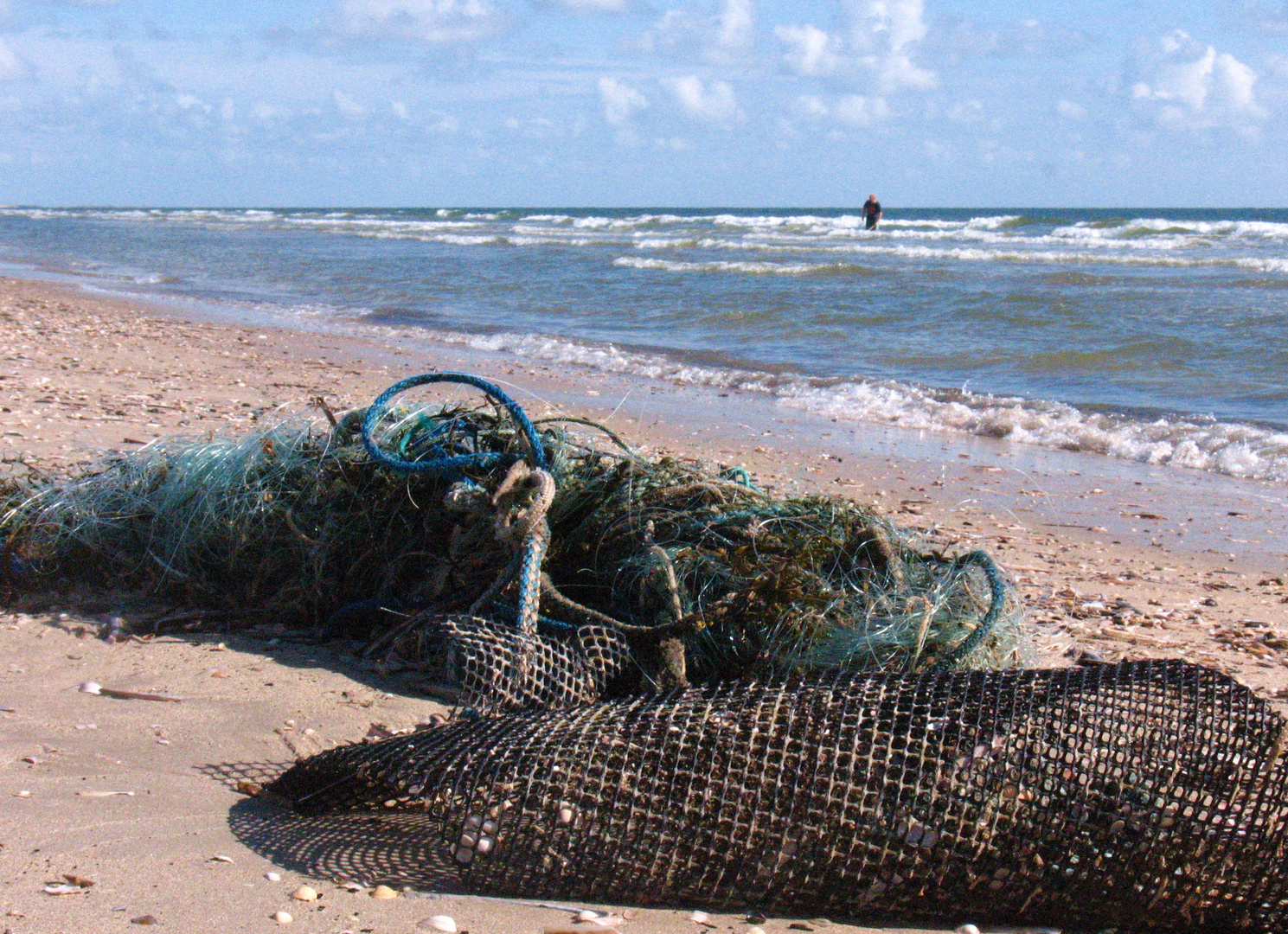 Müll, Mensch, Meer