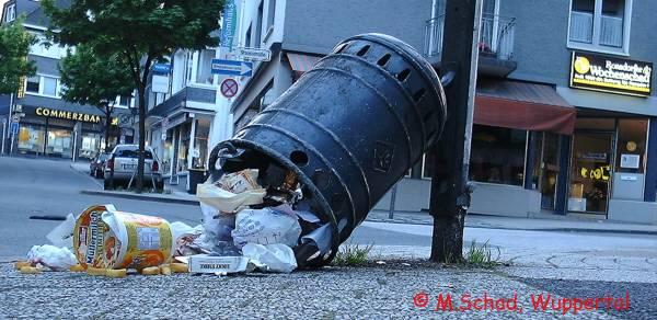 Müll über alles