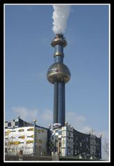 Müllheizkraftwerk Spittelau