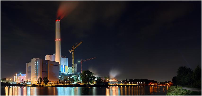 Müllverbrennung - Oberhausen II