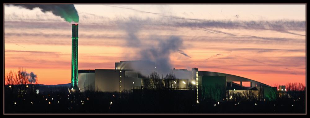 Müllverbrennungsanlage Köln