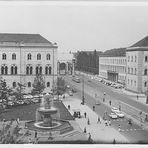München 1961(3) :Ludwigstraße