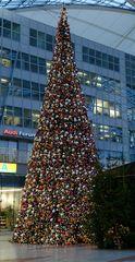München Airport Center Weihnachtsmarkt 2014