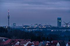 München aus der Ferne