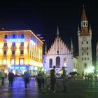 München bei Nacht