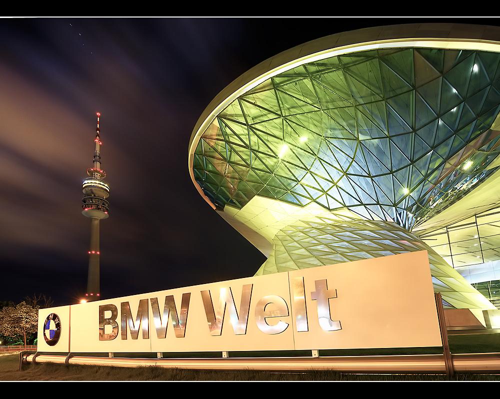 München - BMW Welt