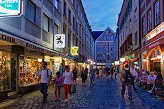 München City-- Nachtleben -