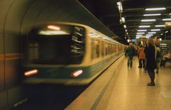 München , Die U-bahn
