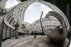 München explodierende Gasblasen