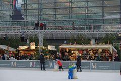 München Flughafen Airport Center Weihnachtsmarkt 2014 ..........