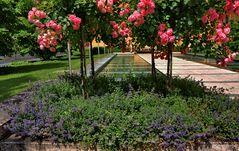 München, Gartenanlage