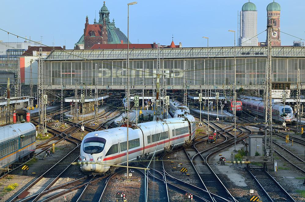 München Hbf III