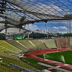 MÜNCHEN   - Olympiastadium -