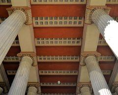 München Propyläen 1854-62 Ionische Säulen