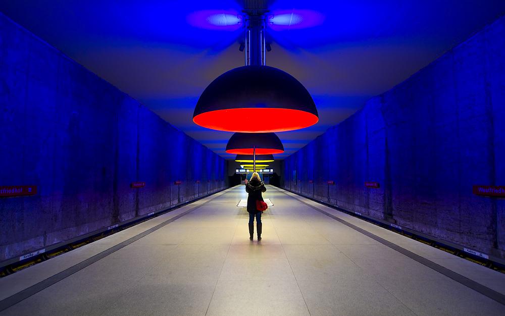München - U-Bahn