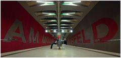 München U-Bahn *** Am Moosfeld 1 ***