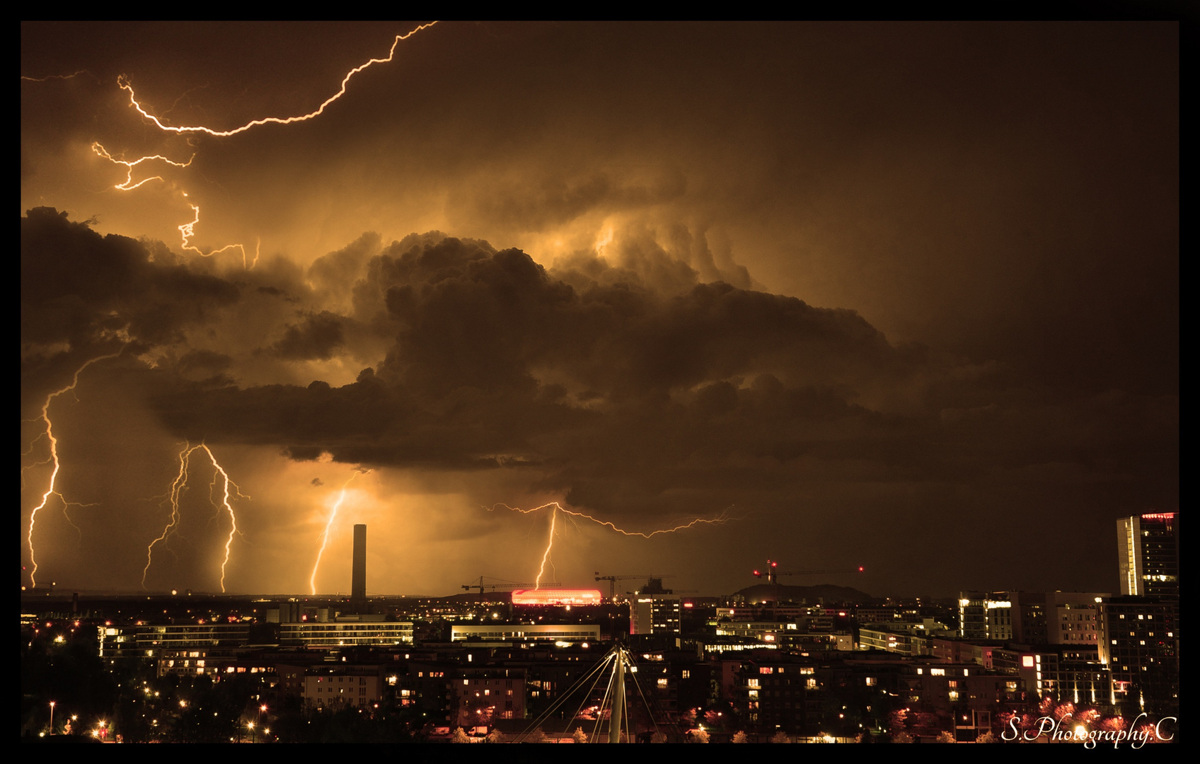 Gewitter München
