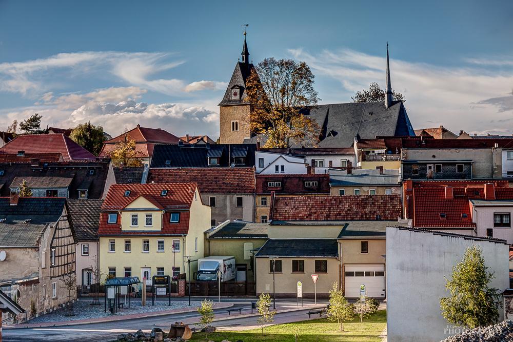 Münchenbernsdorf - Kirche