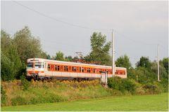 München´s Oldie und erste S-Bahn 420 001
