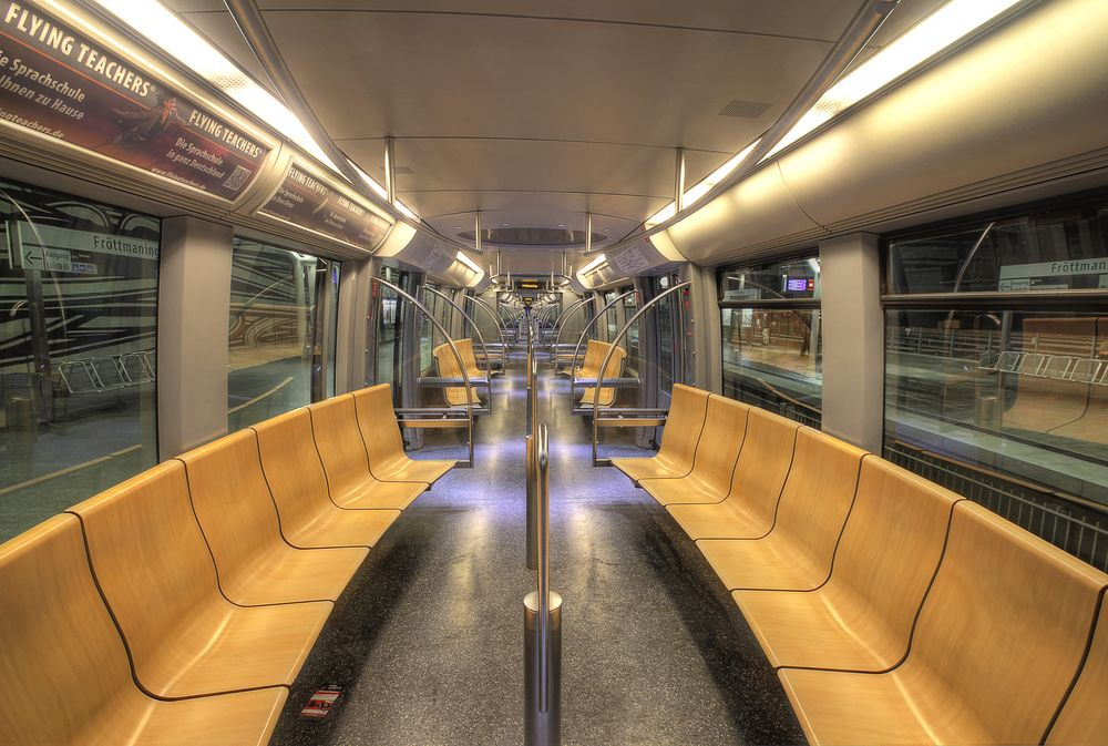 Münchner U Bahn