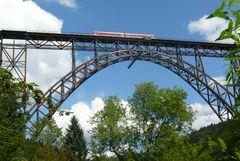 Müngstener Brücke - Die höchste Eisenbahnbrücke Deutschlands