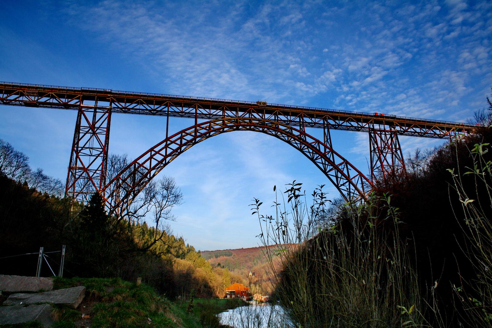Müngstener Brücke in ganzer Schönheit