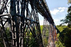 Müngstener Brücke  - on Top