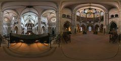 Münster Basel: Chor