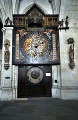 Münster / Dom - astronomische Uhr