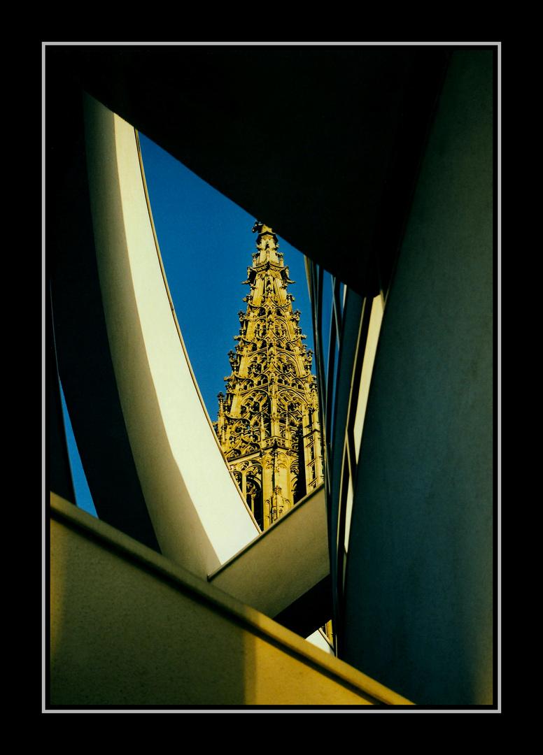 Münster-Durchblick