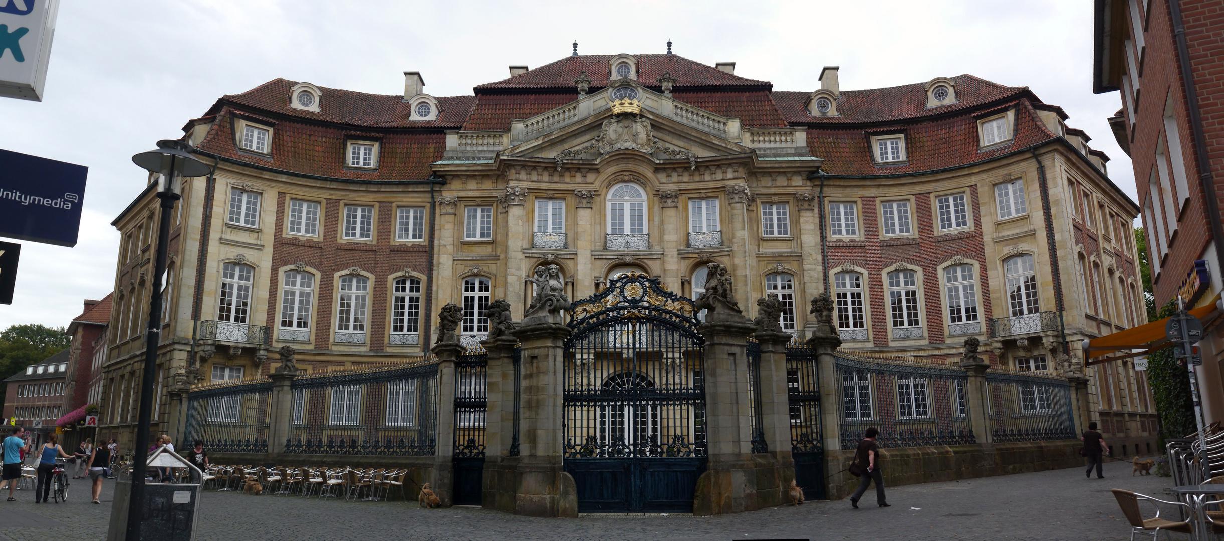 Münster, Erbdrostenhof