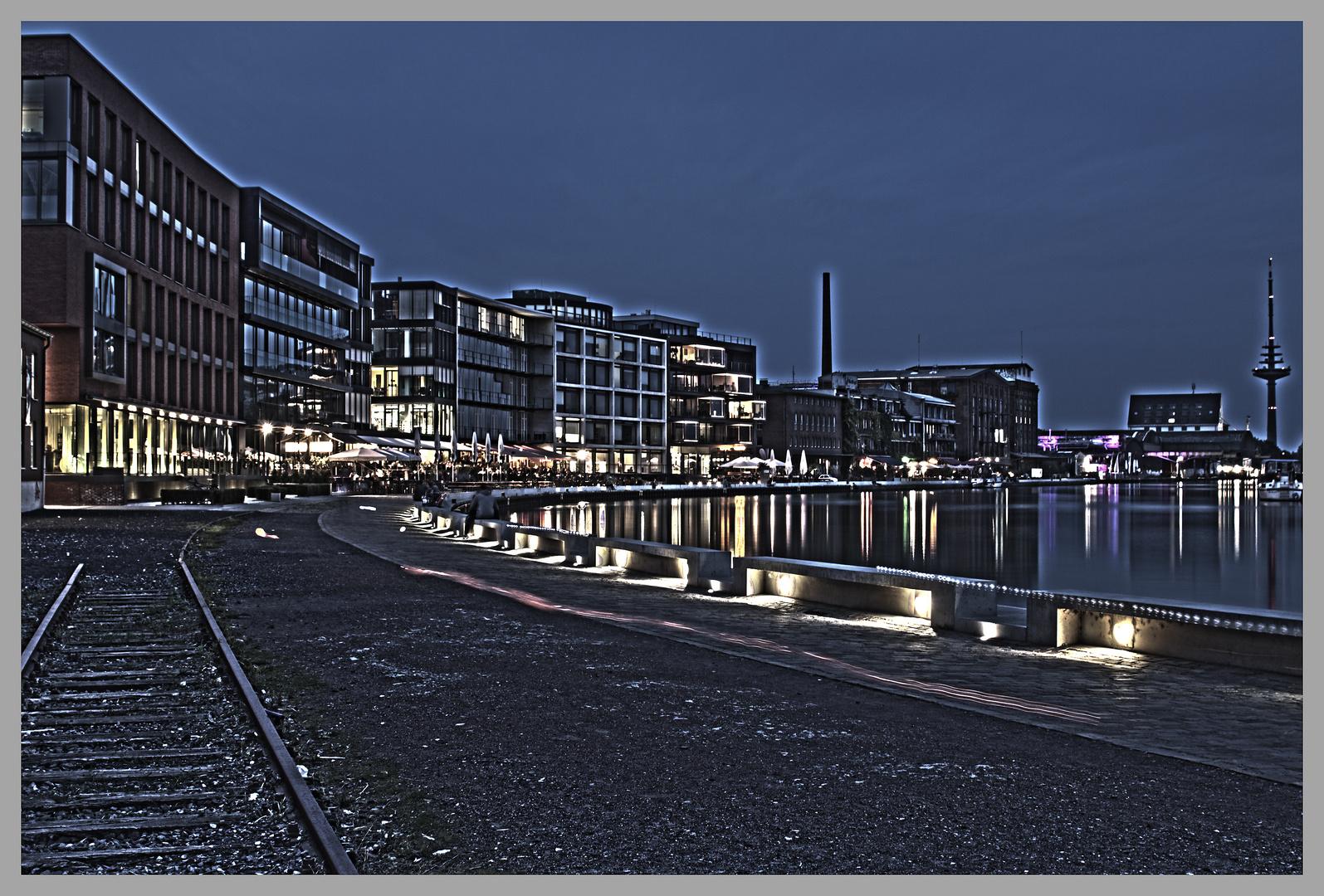 Münster Hafen 3