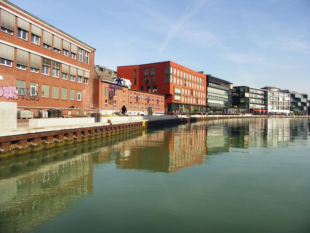 Münster Harbour