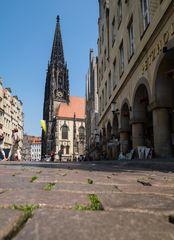 Münster ist so liebens- und lebenswert.....