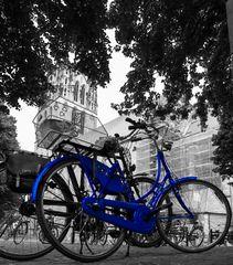 Münster - Kirchen - Fahrräder....was sonst auch?