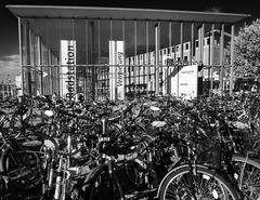 Münster ohne Fahrräder ist wie ein Schirm ohne Regen....##2128##