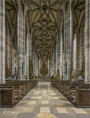 """Münster St. Georg - Dinkelsbühl """" Gott zu Gefallen... """""""