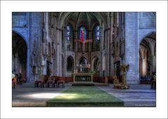 Münster St.-Paulus-Dom, Altar ...