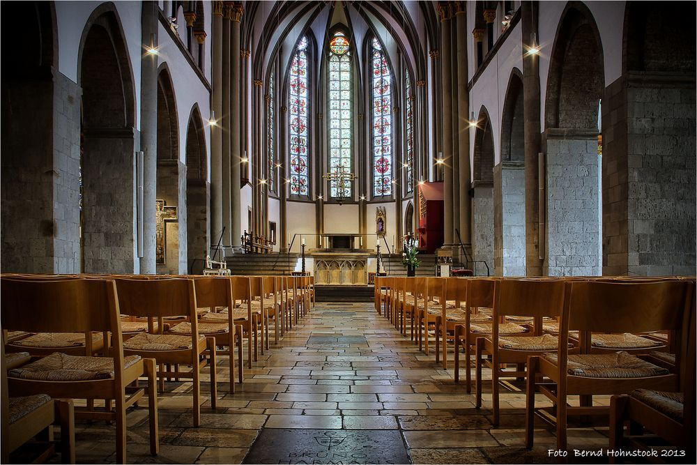 Münster St. Vitus Mönchengladbach .....