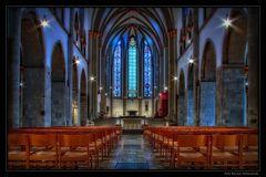 Münster St. Vitus  Mönchengladbach ... im Lichterganz