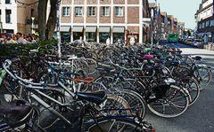 Münster - Stadt der Radfahrer