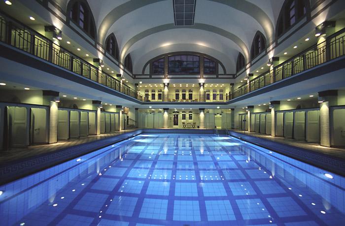 Münster Therme 1 Foto Bild Architektur Innenaufnahmen