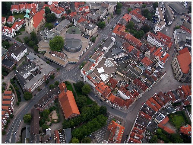 Münster von oben :)